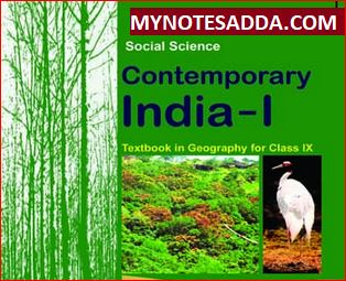NCERT Geography Book For Class 9