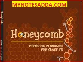NCERT English Book For Class 7