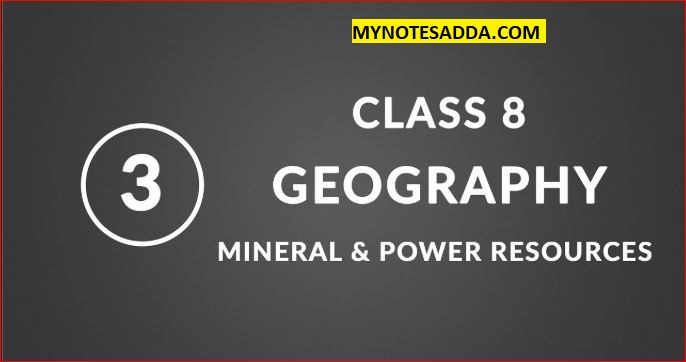 NCERT GEOGRAPHY BOOK FOR CLASS 8
