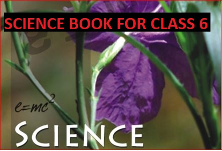 NCERT SCIENCE BOOK FOR CLASS 6