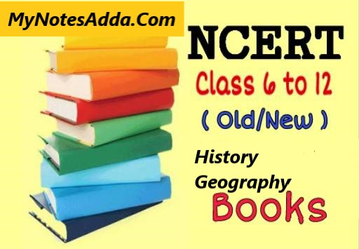 Old Ncert Books PDF Free Download By MyNotesAdda.Com