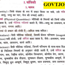 Physics Book PDF In Hindi For UPSC