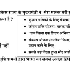 26 March 2021 Daily Current Affairs in Hindi PDF By Deepak Sir